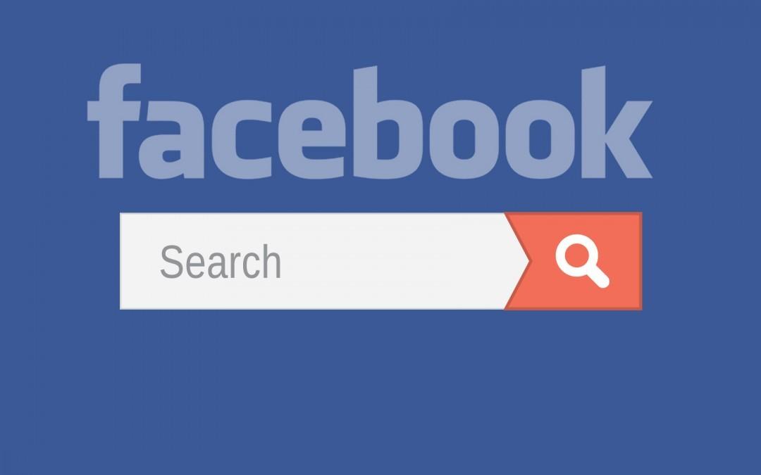 Recherche de fille sur facebook