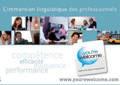 Conseiller commercial en séjours linguistiques H/F