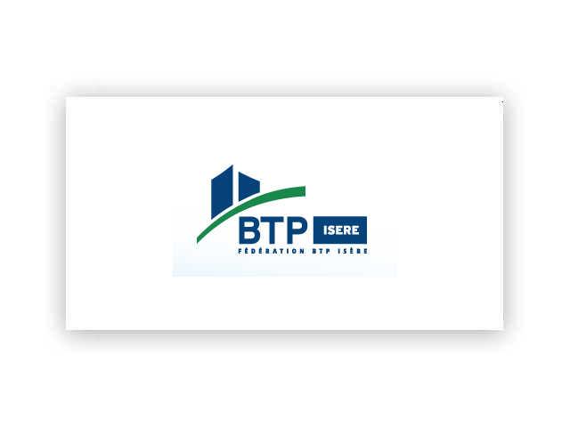 Logo Btp Isere Alcimia Cabinet Conseil Digital Marketing Rh